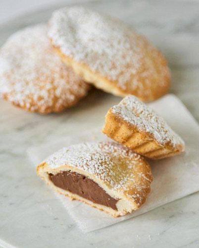 Chocolate Pasticiotti